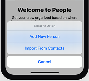 Screenshot-of-Import-from-contacts-on-mobile