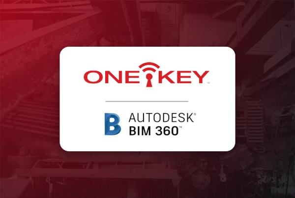 One-Key and Autodesk BIM 360 logos